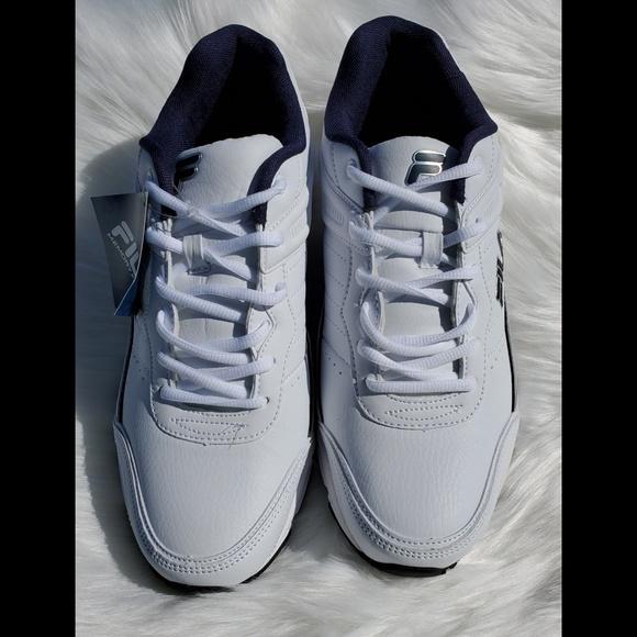 Fila Men's Memory Sportland Running Shoe NWT